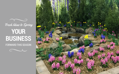 Fresh Ideas to Spring Your Business Forward This Season
