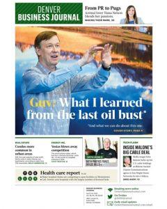 04/03/15, Denver Business Journal