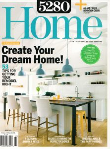 5280 Home, March 206 cover