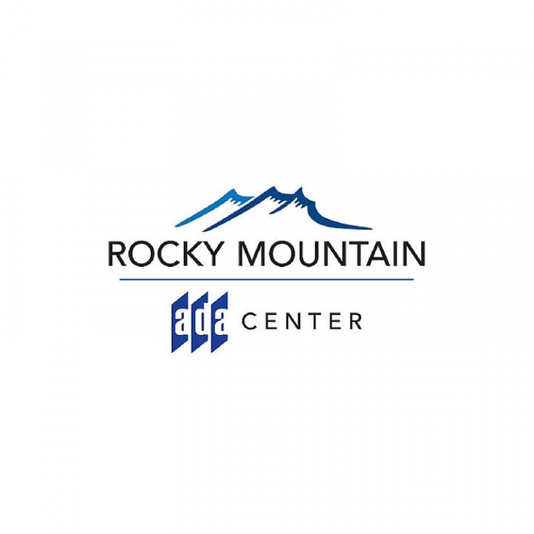 Rocky Mountain ADA Center Publicity Campaign