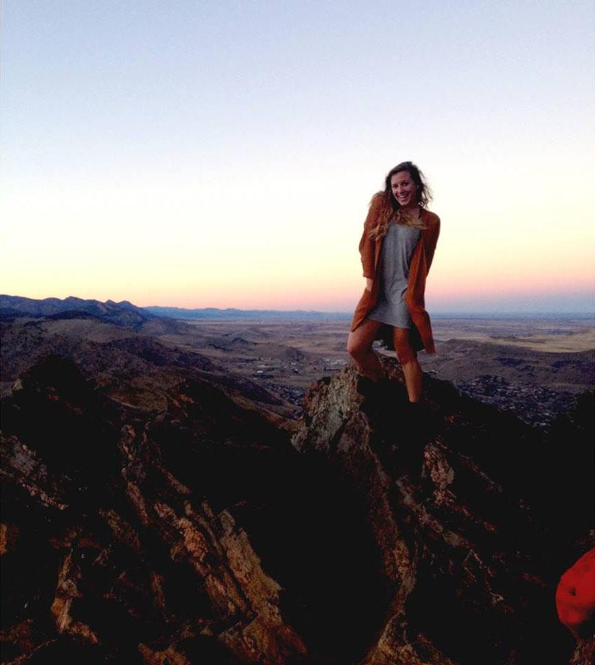 Denver PR Agency Team Member Alexandra Chiafery