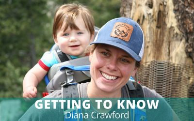 Getting to Know Diana Crawford