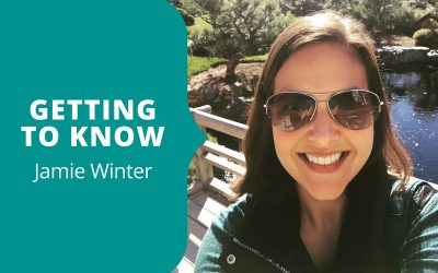 Getting to Know Jamie Winter