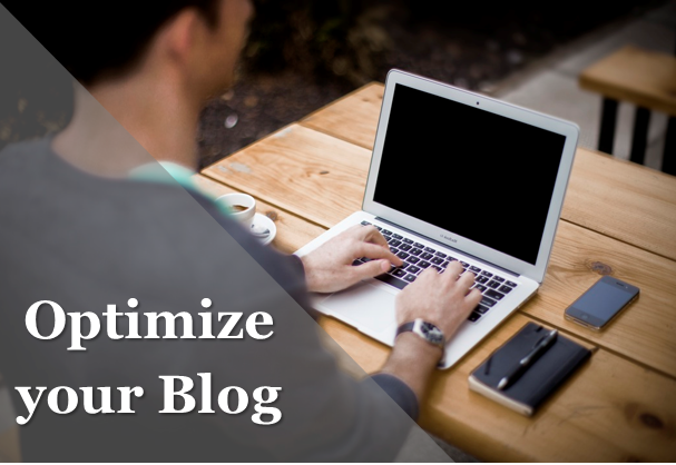Optimize your Blog for SEO