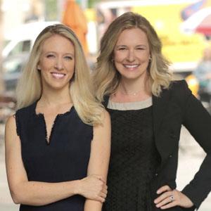 Rebecca Oppenheim + Gail Buck