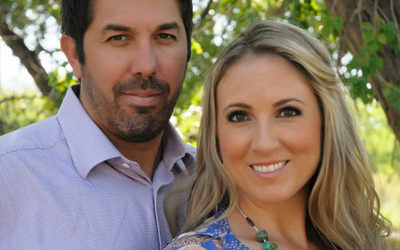 INSPIRED IMPACT :: Steve Haase + Amy Scerra   Think Global