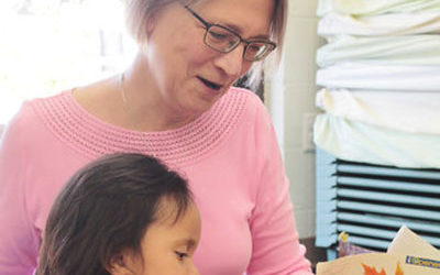 INSPIRED IMPACT :: Suzanne Banning   Florence Crittenton Services